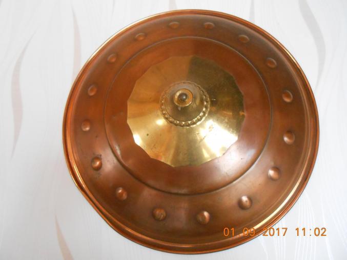 D coration deco objets en cuivre picardie somme hetoctoc - Objet deco cuivre ...